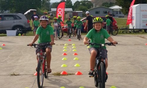 BDO Gisborne Cycle Skills Training in Schools